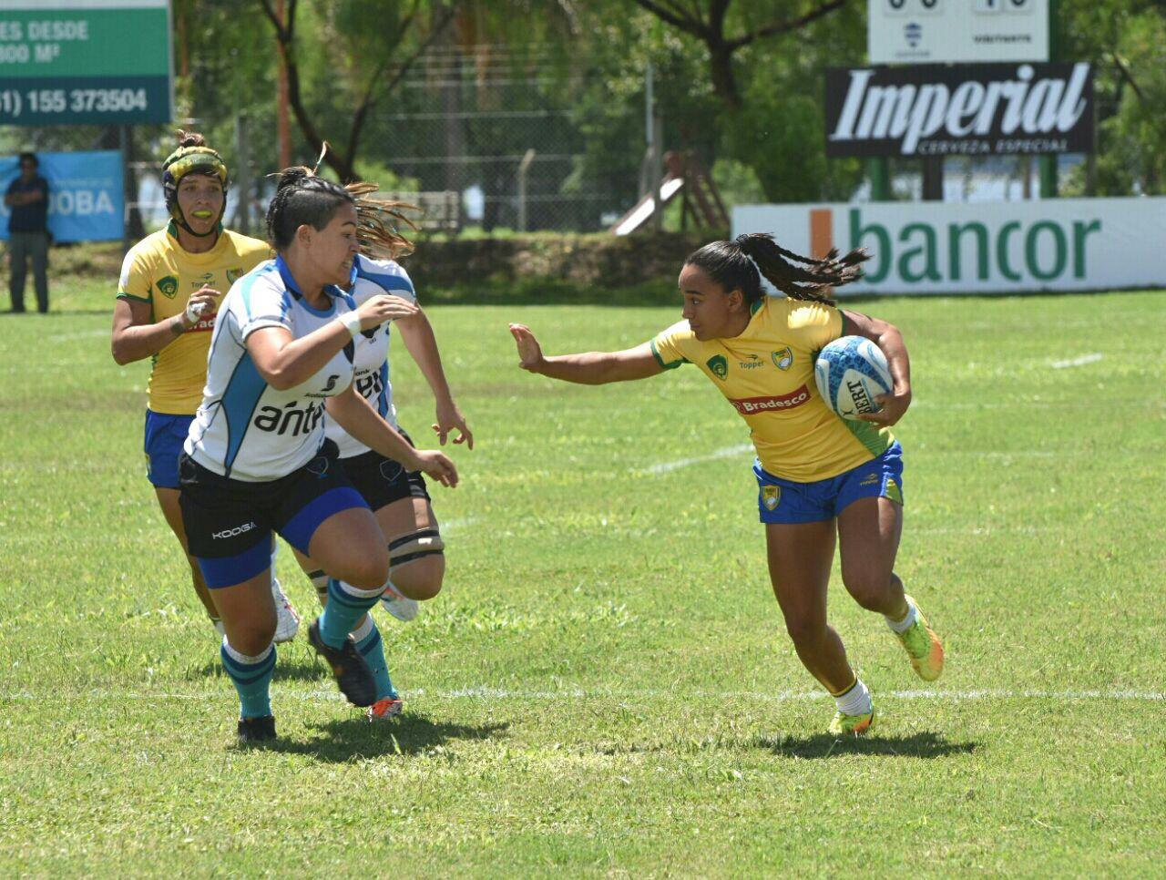 Fixture del Sudamericano de Rugby Femenino 2017