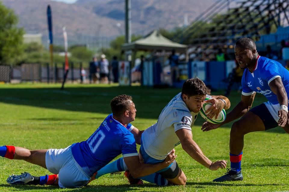 ¡Los Teros volvieron a vencer a Namibia!