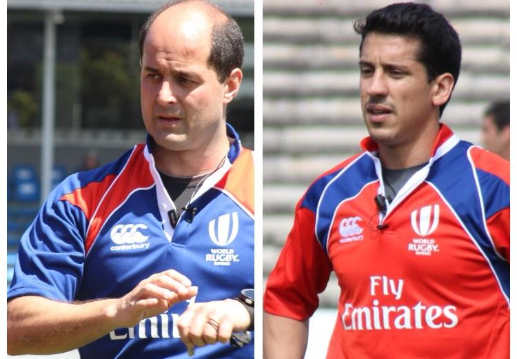 Referees uruguayos para el Américas Rugby Championship 2018