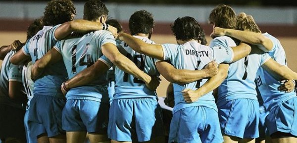 Lista de convocados de Uruguay para el Seven de Punta del Este