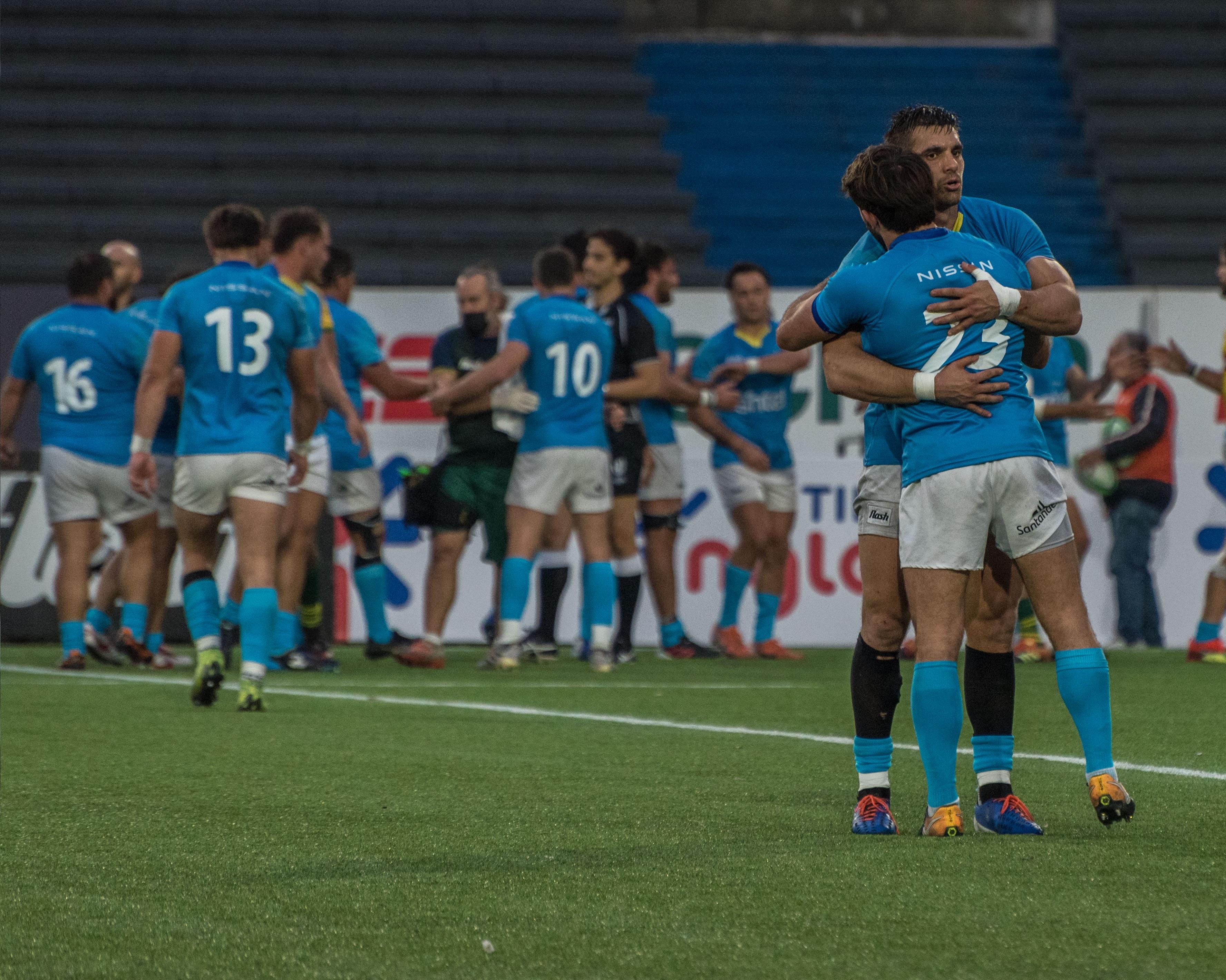 Uruguay – Estados Unidos, por un lugar en la RWC