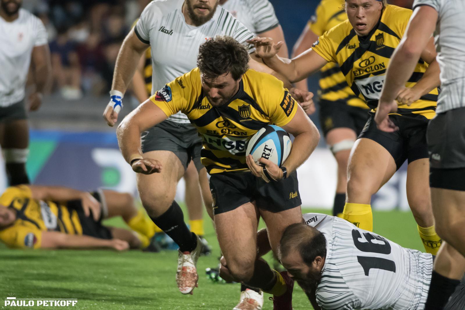 Peñarol y Olimpia Lions abren la Superliga Americana de Rugby.