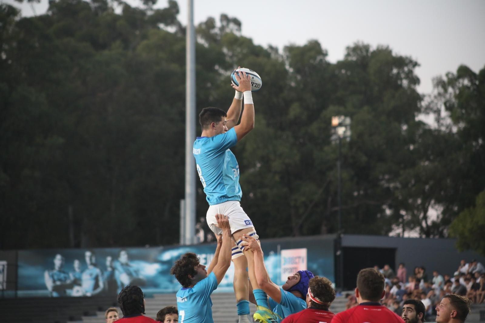¡Los Teritos participarán del U20 International Series!