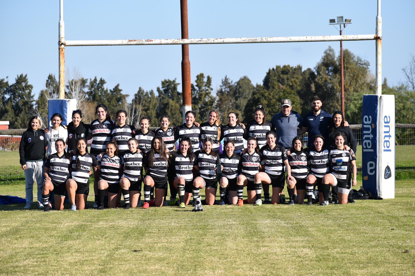 ¡Comenzó el Ciurcuito Nacional de Rugby Femenino!