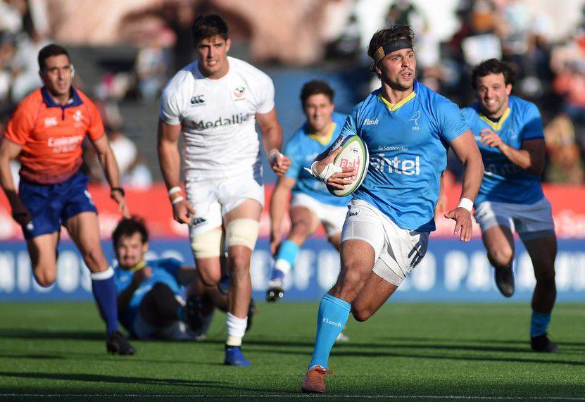 Highlights: Uruguay 34-15 Estados Unidos